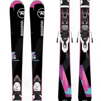 Rossignol Passion 2018 + Xpress W10