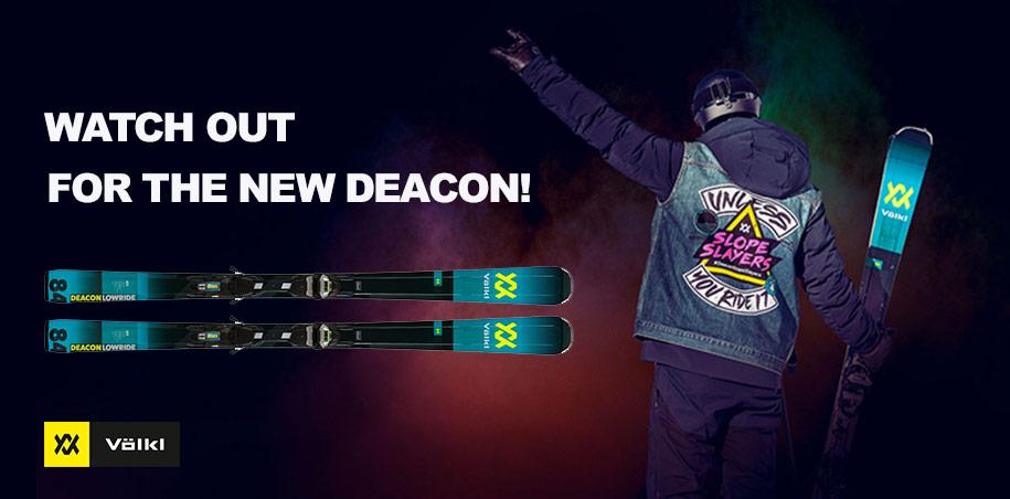 Esqui Volkl Deacon 84